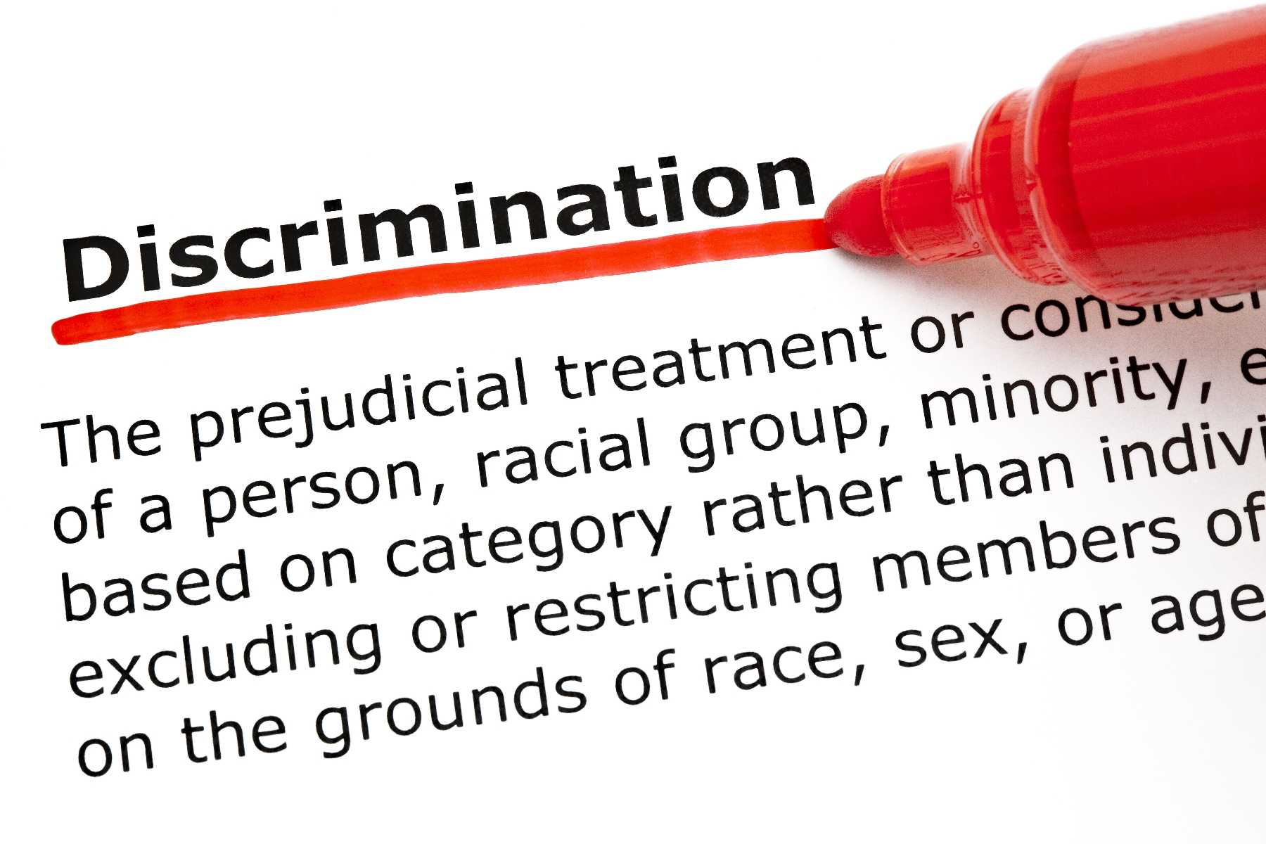 a look at famous cases of sexual discrimination and harassment Burlington industries, inc v ellerth  this distinction applies with equal force in cases of sexual harassment  in race discrimination cases, employer.