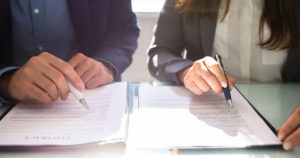 Monkhouse Law Toronto Employment Lawyers review contracts
